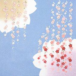 市松しだれ桜 ブルー(68cm)