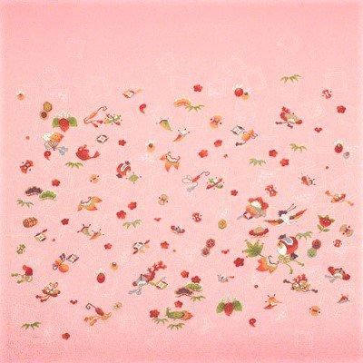 商売繁盛(宝尽くし) ピンク(68cm)
