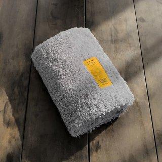 TRUE TOWEL classic SUGOI フェイスタオル [グレー]