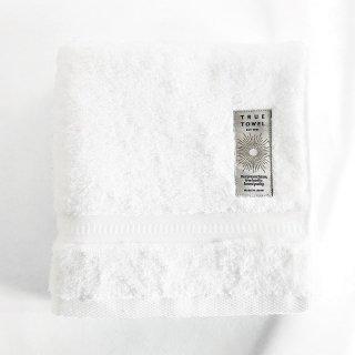 TRUE TOWEL classic HOTEL グランドフェイスタオル [ホワイト]