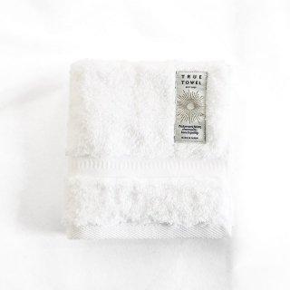 TRUE TOWEL classic HOTEL ウォッシュタオル [ホワイト]