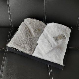 【GIFT】TRUE TOWEL classic HOTEL フェイスタオル2枚セット