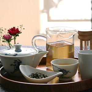 茉莉花龍珠茶(まつりかりゅうじゅちゃ)