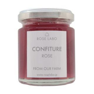[ROSE LABO]CONFITURE ROSE(コンフィチュールローズ)食べられるバラのジャム