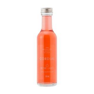 [ROSE LABO]CORDIAL ROSE(コーディアル ローズ)食べられるバラのシロップ