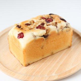 [PON Q PON]九州産米粉100% グルテンフリー&ヴィーガン くるみ&クランベリーレーズンのミニパン