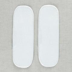 お肌にやさしいシルクナプキン 洗い替え用シルクパッド2