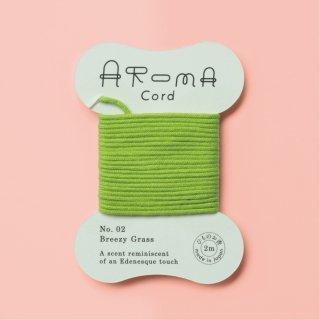 AROMA Cord 02.Breezy Grass