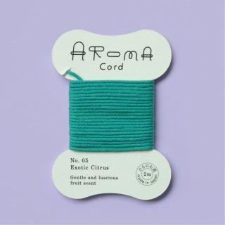 AROMA Cord 05.Exotic Citrus