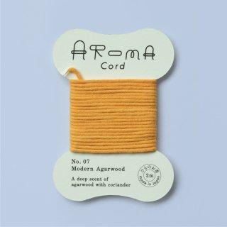 AROMA Cord 07.Modern Agarwood