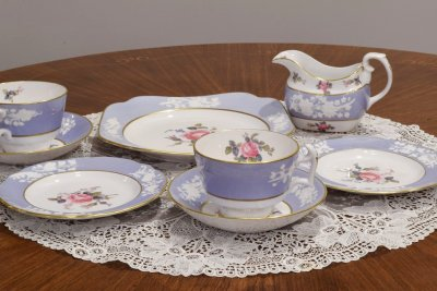 Spode Tea for Two