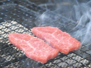 【特別価格】むなかた牛カルビ焼肉【400g ※冷凍】