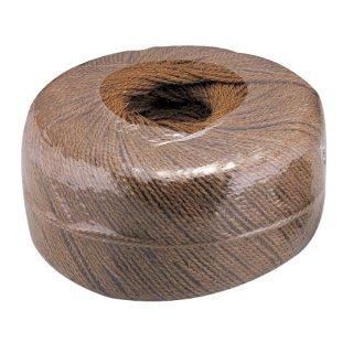 シュロナワ玉巻1000m 茶/Hemp-palm rope 1000m brown
