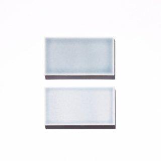 欧米風ふんわりタイル ブルーグレー 小口(ケース) タイル通販のタイルメイド|タイルメイドおすすめオリジナルタイル