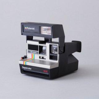"""Polaroid """"Supercolor 635""""<br> Instant Film Camera"""