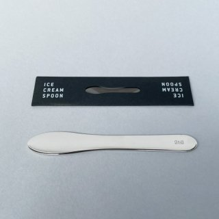 Ice Cream Spoon / Stainless Steel