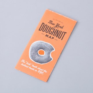 Vol.1 NY Doughnut Map