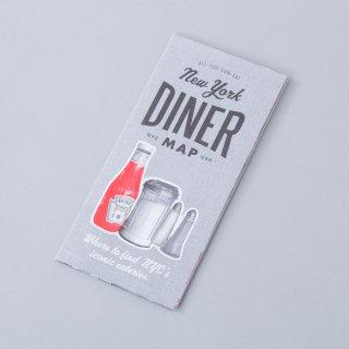 Vol.4 NY Diner Map