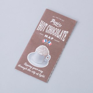 Vol.9 Paris Hot Chocolate Map