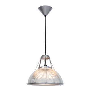 Phane Prismatic Glass<br>Pendant Light