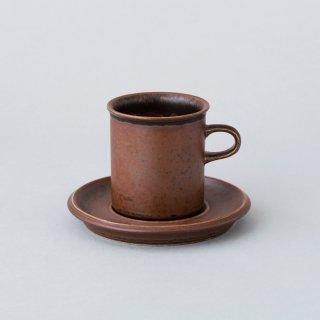 Ruska Coffee Cup&Saucer