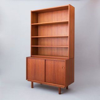 Scandinavian Vintage<br>Book Case B