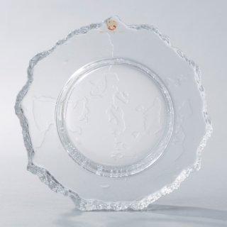 Aslak Art Glass Bowl