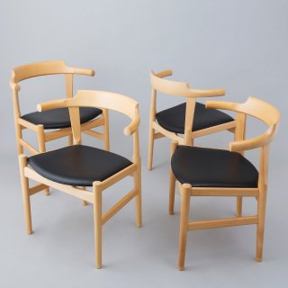PP58 Dining Chair