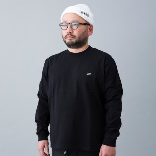 """NICK WHITE"" Original<br>Long Sleeve Tee (BK)"