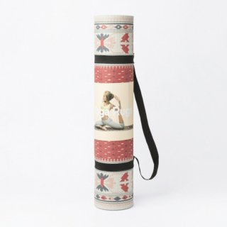 "Yoga Mat ""Persian""<img class='new_mark_img2' src='https://img.shop-pro.jp/img/new/icons60.gif' style='border:none;display:inline;margin:0px;padding:0px;width:auto;' />"