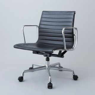 Aluminum Group Management Chair B