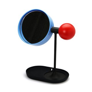 "Ball Desktop Mirror ""Red"""