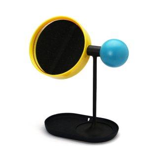 """Ball Desktop Mirror """"Blue"""""""