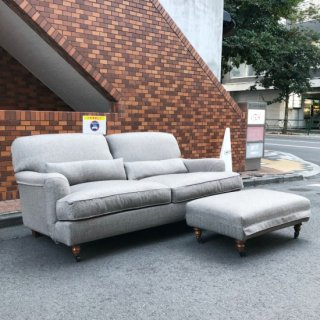 Raffles Sofa & Ottoman
