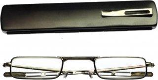 三脚 / カメラアダプター スレンダーアイズ 老眼鏡/シニアグラス 角型ブラック