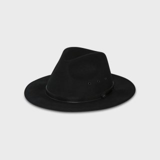 アパレル Black Matter Fedora/ BILLY BONES CLUB