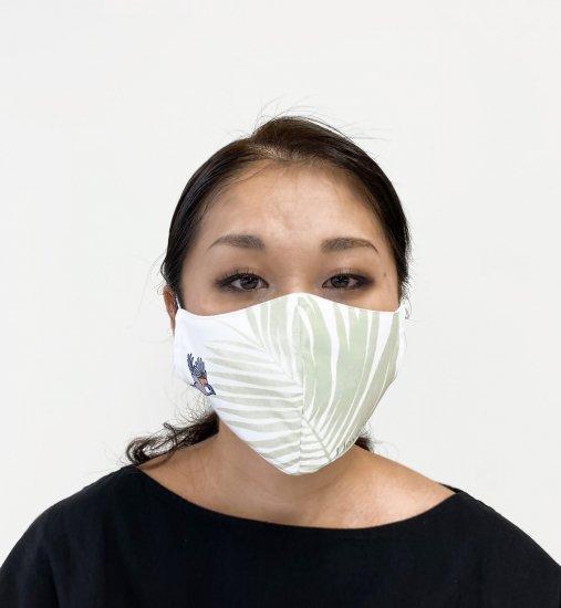 バードデザイン マスク 柄A【送料無料】【画像2】
