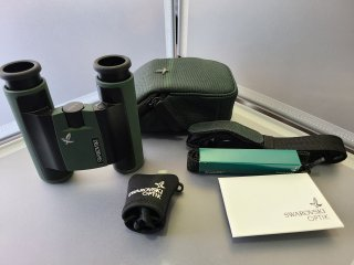 特別販売商品/中古品  展示品特価 CLPocket10x25 グリーン