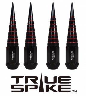 ラグナットキャップ SPIKE LINES タイプ 径20mm 長さ73mm マシンドライン