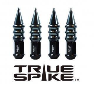ラグナットキャップ RIBBED SPIKE タイプ 径25mm 長さ73mm