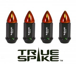 ラグナットキャップ BULLET タイプ 径20mm 長さ21mm