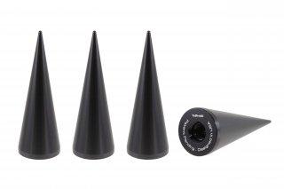 ラグナットキャップ FAT SPIKES SPIKE タイプ 径25mm 長さ73mm