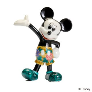 ミッキーマウス/フィギュア 吉田屋牡丹[田中柚伎 作]