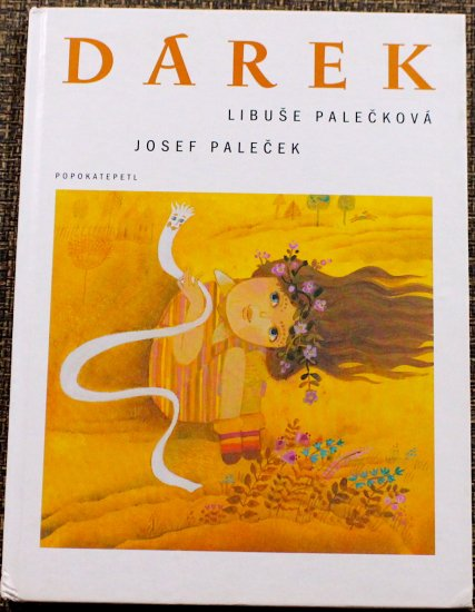 DAREK 「マシュリカの旅」Josef Palecek(ヨゼフ・パレチェク)