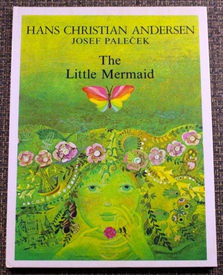 The Little Mermaid  人魚姫 Josef Palecek(ヨゼフ・パレチェク)