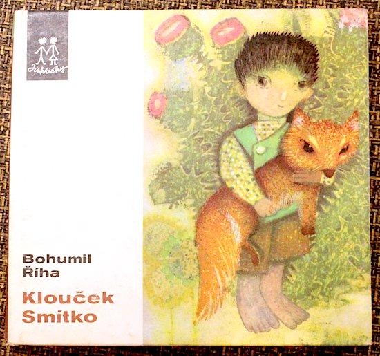 「Kloucek Smitko」Bohumil Riha Jan Kudlacek(ヤン・クドゥラーチェク)