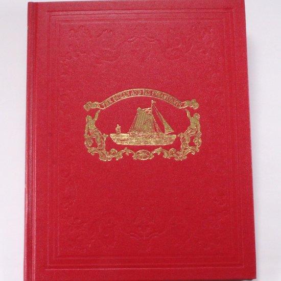 THE OCEAN AND ITS INHABITANTS(大洋に棲む動物たち) オズボーン・コレクション Darton & Clark