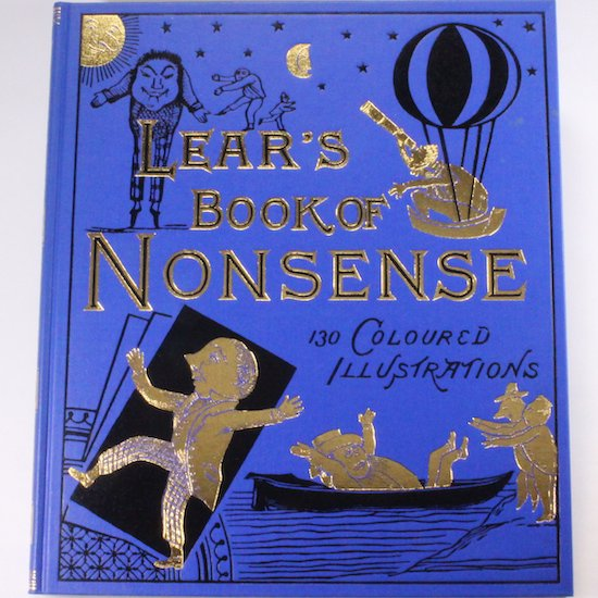 LEAR'S BOOK OF NONSENS オズボーン・コレクション エドワード・リア