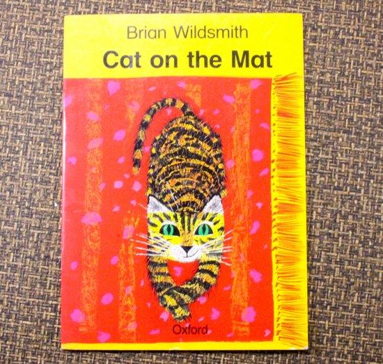 cat on the mat Brian Wildsmith