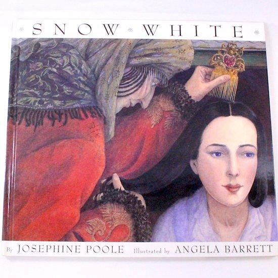 SNOW WHITE Josephine Poole(ジョゼフィーン・プール)  Angela Barret(アンジェラ バレット)画